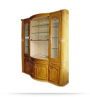 Wooden Wardrobe and Almirah