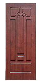 Modern Solid Wood Door