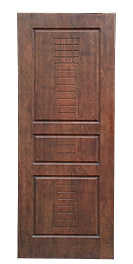 3 Box Wood Door